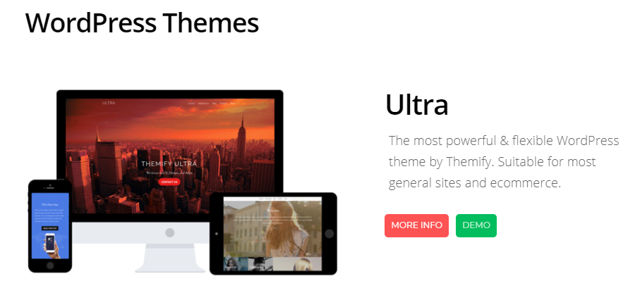 Best 6 WordPress themes 3