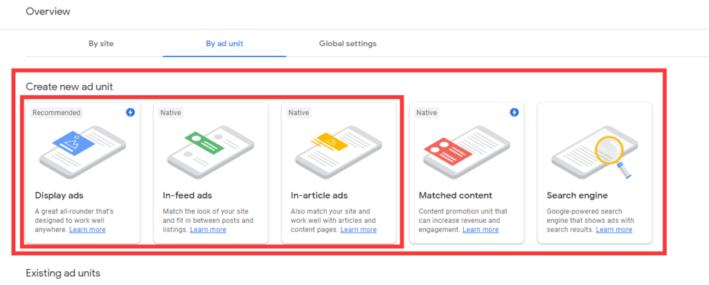 How To Control Adsense Ad Place Manually?